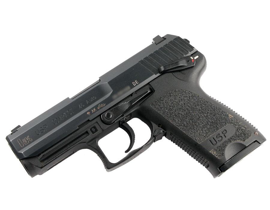 Heckler & Koch USP Compact V1 .45ACP - USED
