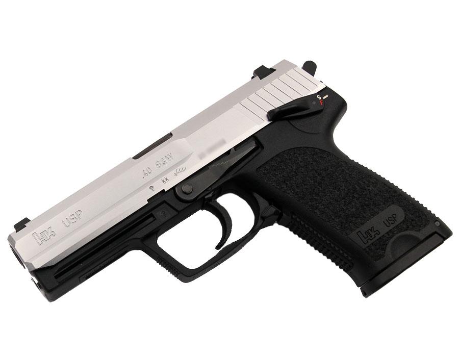 H&K USP Full Size .40S&W, V1, DA/SA - Two-Tone - USED