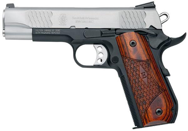Smith & Wesson Model 1911SC, 4 1/4