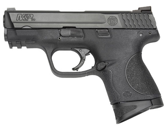 Smith & Wesson M&P9-Compact - CA Compliant