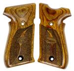 Sig Sauer P220 Super Walnut Wood Grips - DAK Only