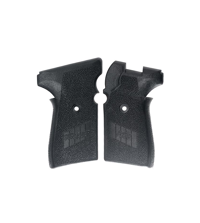 Sig Sauer P239 Grips, Black Polymer