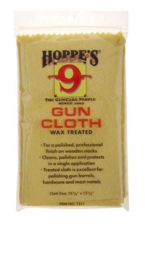 Wax Treated Gun Cloth - Hoppe's