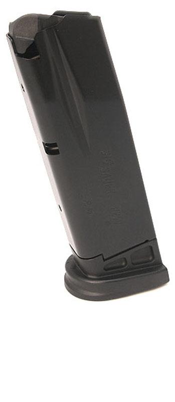 SIG SAUER P250 Compact .40S&W, .357SIG 10rd magazine - Original Grip Style