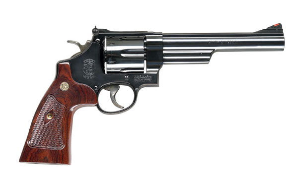 Smith & Wesson Model 29 Classic Six Shot, 6.5 inch .44 Magnum - Blue