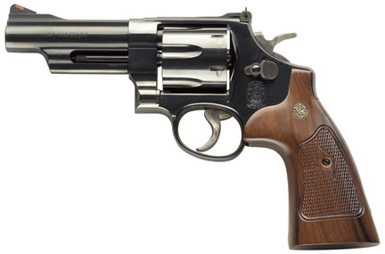 Smith & Wesson Model 57 Classic Six Shot, 4 inch .41 Magnum - Blue