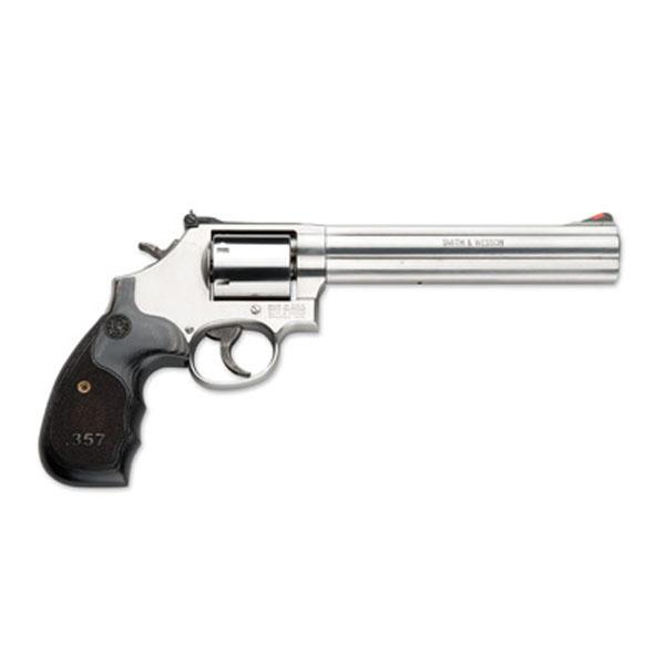 Smith & Wesson Model 686 PLUS Seven Shot, 7 inch .357 Magnum TALO