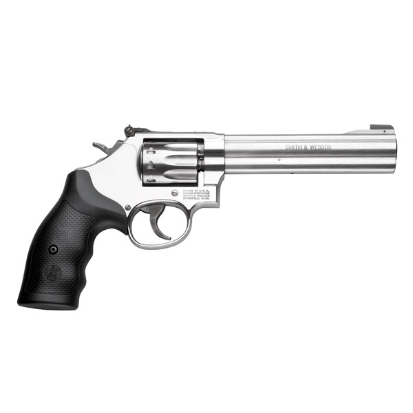 Smith & Wesson Model 617 Ten Shot, 6 inch .22 LR