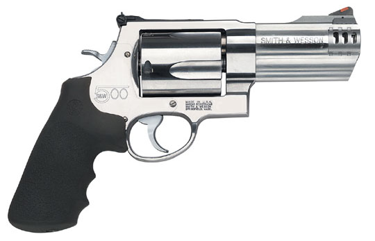 Smith & Wesson Model 500 Five Shot, 4 inch