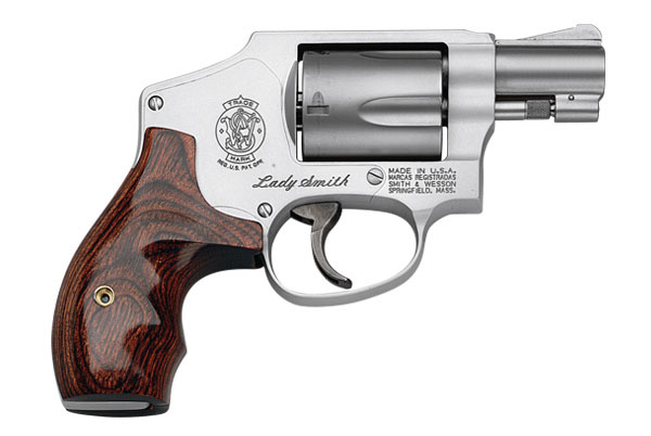 Smith & Wesson Model 642 LadySmith .38SPL +P
