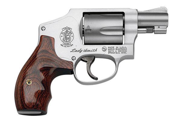 Smith & Wesson Model 642 LadySmith .38SPL +P