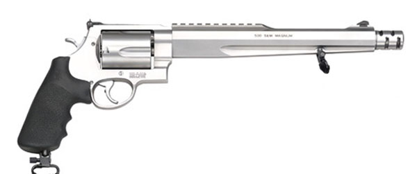 Smith & Wesson Performance Center Model 500 Five Shot, 10.5 inch .500 S&W