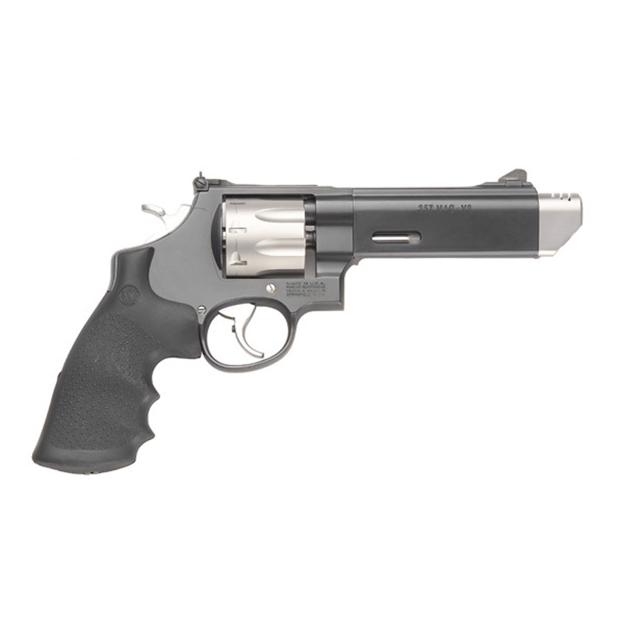 Smith & Wesson Model 627 V-Comp, Eight Shot, 5 inch .357 Magnum