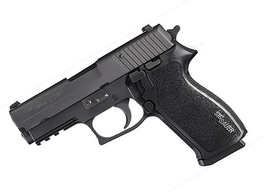 Sig Sauer P220R Carry, .45ACP, Nitron, SigLite Night Sights, DA/SA