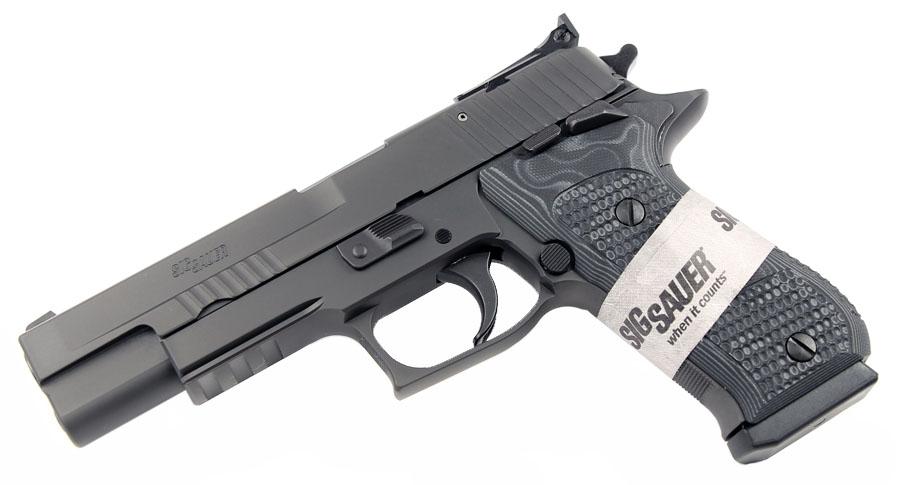 Sig Sauer P220R ELITE, NITRON, 10MM, SAO