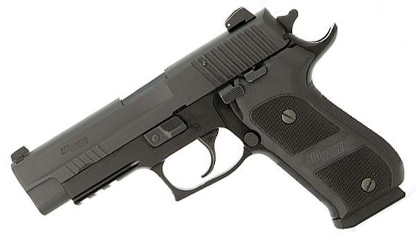 Sig Sauer P220R ELITE DARK .45ACP, Adjustable Night Sights, DA/SA, SRT
