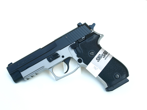 Sig Sauer P220ST .45ACP, Reverse Two-Tone, SigLite Night Sights, DA/SA