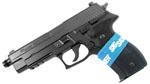 Sig Sauer P226R TAC, 9mm, Nitron, SigLite Night Sights, DA/SA - Threaded Barrel