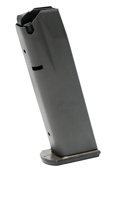 Sig Sauer P226 .40/357 12RD magazine with Rubber Base Plate