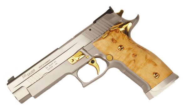 Sig Sauer P226 X-Five Special Configuration 9mm, Adjustable Target Sights, SAO