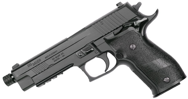 Sig Sauer P226 X-Five TACTICAL, 9mm, Night Sights, SAO - THREADED BARREL