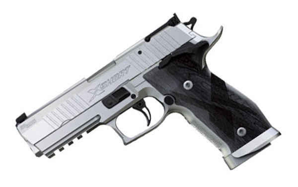 Sig Sauer P226 X5-E Short Match, 9mm, Adjustable Sights, SAO