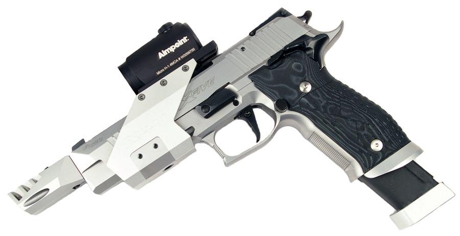 Sig Sauer P226 X5-E OPEN, 9mm, Bridge Mount, SAO