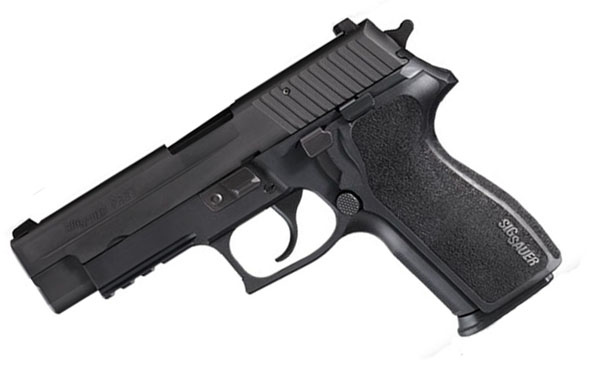 Sig Sauer P227R .45ACP, Nitron, SigLite Night Sights, DA/SA
