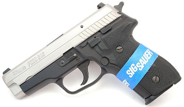 Sig Sauer P229 SAS Gen. 2, .357, T-Tone, SigLite Night Sights, DA/SA, SRT