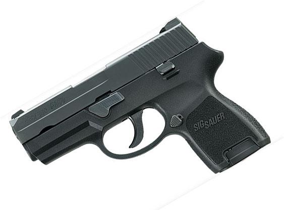 Sig Sauer P250 Sub-Compact, 9mm