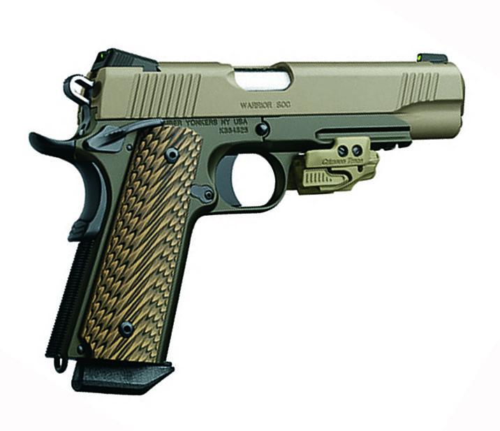 Kimber Warrior SOC .45ACP