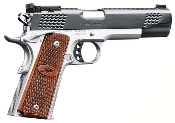 Kimber Grand Raptor II .45ACP