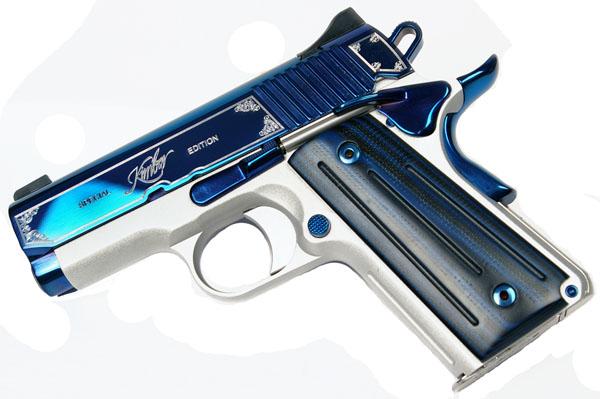 Kimber Sapphire Ultra II 9mm