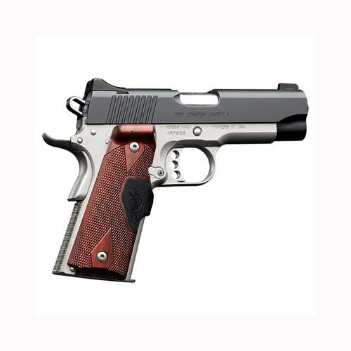 Kimber Pro Crimson Carry II .45ACP Crimson Trace Grips
