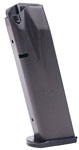 Sig Sauer P226 9mm 15RD magazine with Rubber Base Plate