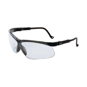 Howard Leight Genesis Glasses BLK/CLEAR