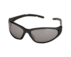 Champion Shooting Glasses, Ballistic Black/Grey
