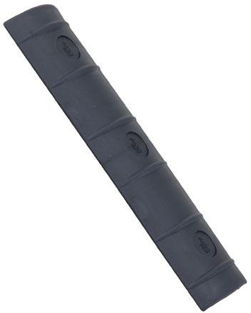 ERGO 15 Slot Full Cover Rail Covers Black