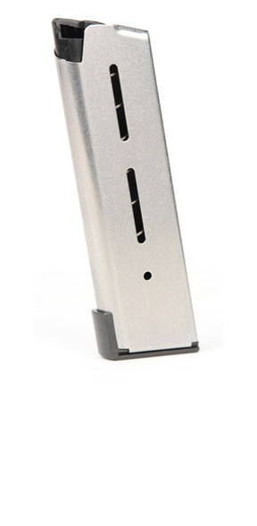 Wilson Combat #47DOX 1911 Officers .45 ACP 8rd magazine - Stainless