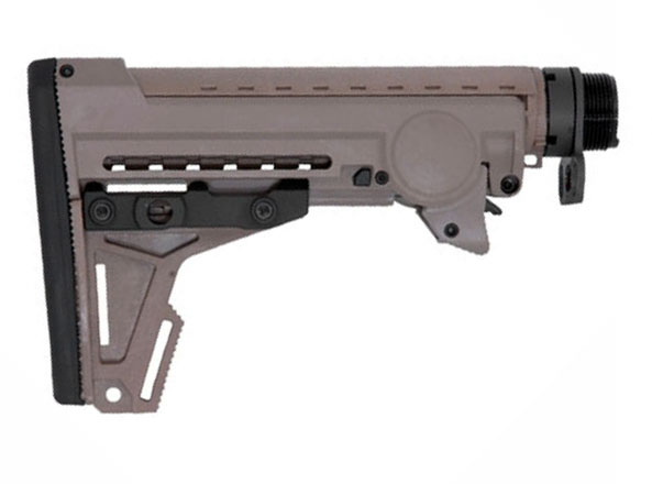 ERGO F93 Adjustable Pro-Stock AR-15 Dark Earth