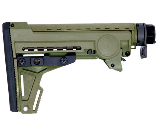 ERGO F93 Adjustable Pro-Stock AR-15 OD Green