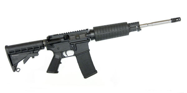 CMMG M4LE AR-15 - Stainless - .223/5.56mm