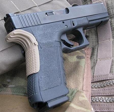 Grip Force Adapter Glock GEN 4 - GEN4-FDE