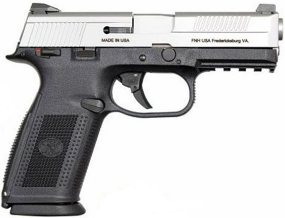 FN FNS .40S&W - Two Tone