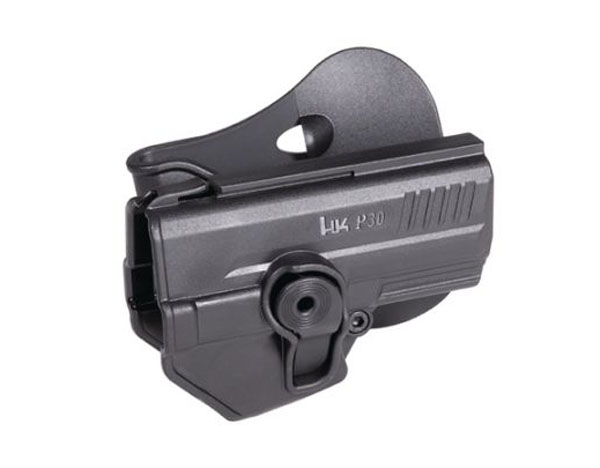 HK P30/VP9 Paddle Retention Holster