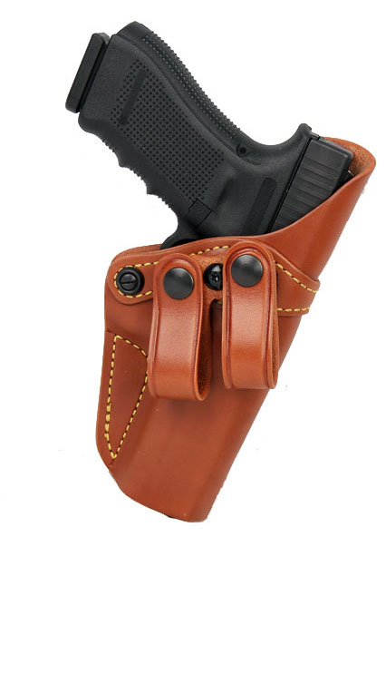 Gould & Goodrich Inside Trouser Holster 810, Right Hand, BROWN - FULL SIZE 1911