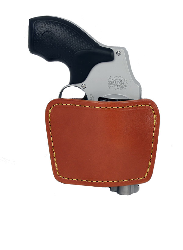 Gould & Goodrich Ambidextrous Concealment Holster, BROWN - 1911/UNIVERSAL SMALL AUTO
