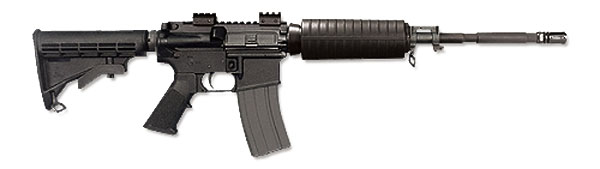 Bushmaster ORC (Optics Ready Carbine) - .223/5.56mm