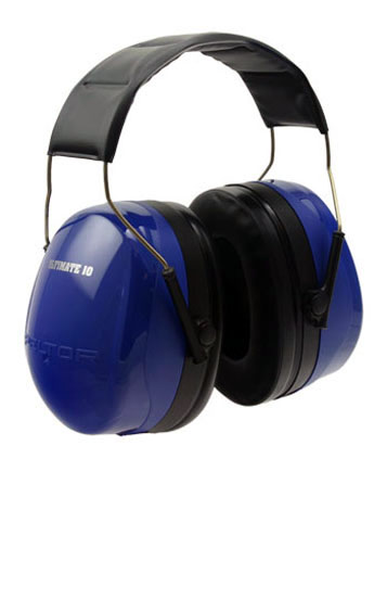 Peltor Ultimate 10 Ear Muffs - Top Gun Supply