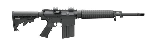 Bushmaster ORC (Optics Ready Carbine) - .308